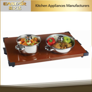 High Quality Enamel Sabbath Food Warming Tray pictures & photos