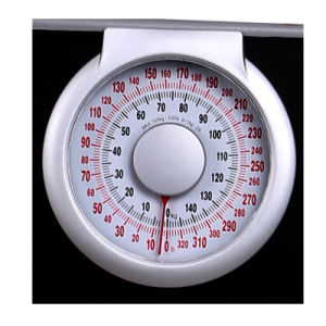 Double Dial Bathroom Health Scale pictures & photos