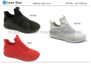 Man High Cut Fashion New Arriving Cheap Shoes pictures & photos