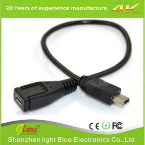Short Lengtth 0.5m Micro USB Cable pictures & photos