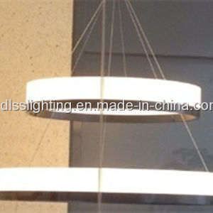 Modern Acrylic Round LED Pendant Lamp pictures & photos