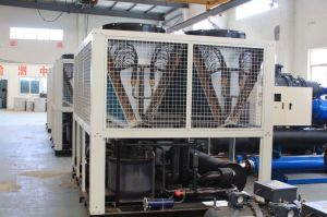 Air Cooled Screw Chiller for Plastic pictures & photos