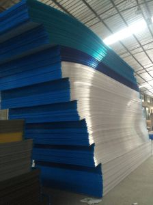 Polycarbonate Hollow Sheet Manufacturer pictures & photos