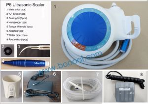 Ultrasoinc Teeth Cleaner pictures & photos