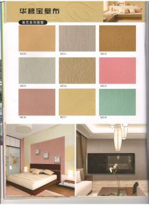 Fiberglass Wallcovering Paper Mat for Wall Decoration pictures & photos