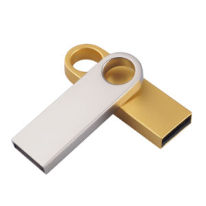 Hot Sale Metal Alloy Pendrive USB Flash Drive with Customized Logo pictures & photos
