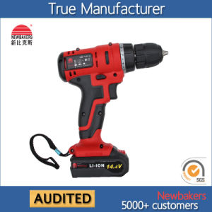 Cordless Drill Power Tools Electric Tool (GBK-14.4V-2) pictures & photos
