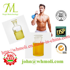 Semi - Finished Steroid Oil Boldenone Undecylenate Injection / Equipoise 200/300 Mg/Ml pictures & photos