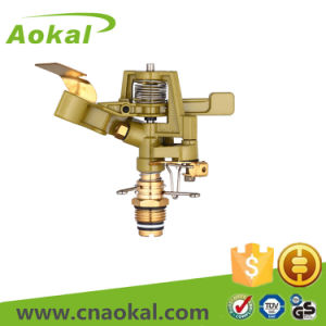 Metal Impulse Sprinkler High Quality Brass Material pictures & photos