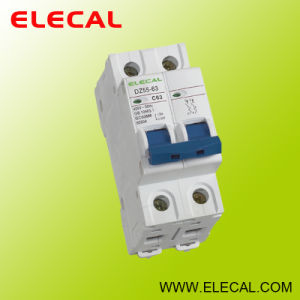 Dz55-63 Series Miniature Circuit Breaker pictures & photos
