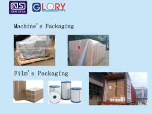 Manufacturer Anti Scratch Film Thermal Lamination Film with High Quality pictures & photos