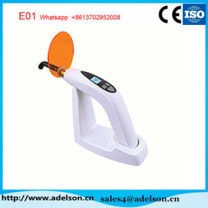 Wireless Rainbow Dental LED Curing Lamp for Teeth Whitening Machine