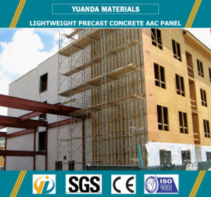 Concrete Partition Aerated Blocks for External Walls pictures & photos