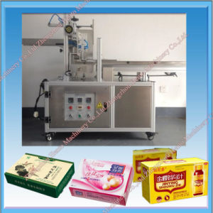 High Quality Box Gluing Machine pictures & photos