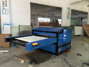 80X100cm Hydraulic Automatic Wide Format Sublimation Heat Transfer Machine for Fabric (INV-HS01)
