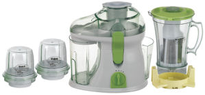 Powerful Household Plastic Body Juicer pictures & photos