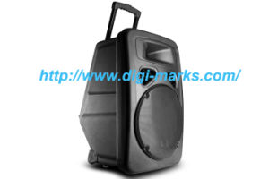 Party Trolley Portable Wireless Bluetooth Speakers with Light Mic pictures & photos
