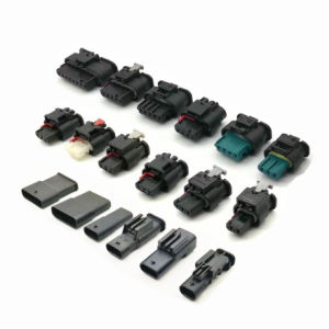 Auto Wire Harness Male Connector Company From China pictures & photos