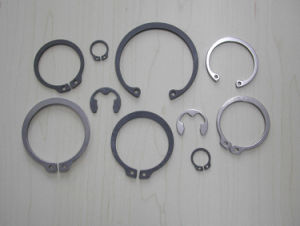 Snap Rings DIN471, DIN472, DIN6799 pictures & photos