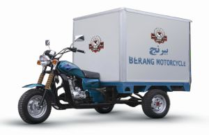 Three Wheel Tricycle (BRG150ZH-230) pictures & photos