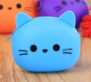 3D Cartoon Animal Shape Silicone Coin Purse pictures & photos