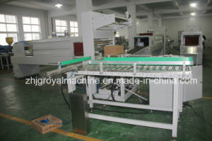 Carton Box Film Shrink Wrapping Machine Manufacturer pictures & photos