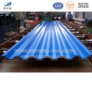 Hot Sale PPGI Corrugated Metal Roofing Sheet for Building