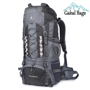 Waterproof Mountain Trekking & Hiking 75 Ltrs Backpack pictures & photos