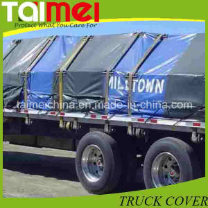 PVC Canvas Covers for Truck, Waterproof Canvas Fabric for Tent, Coated Tarpaulin pictures & photos