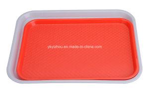 Plastic School Tray / Plastic Plate pictures & photos