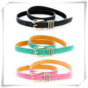 Women Fashion Evening Belt with Alloy for Promotional Gift (TI06001) pictures & photos
