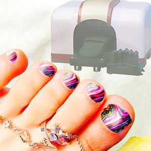 3D Digital Nail Printer pictures & photos