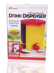 Drink Dispenser 3 Compartment Juicer, Blender (TV012) pictures & photos