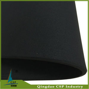 15mm Black Rubber Floor Tile for Gym pictures & photos