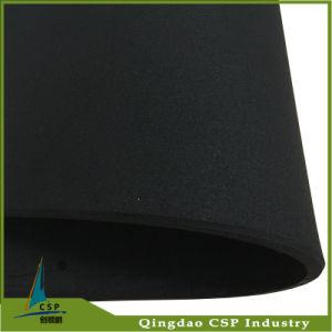 15mm Black Rubber Floor Tile for Gym