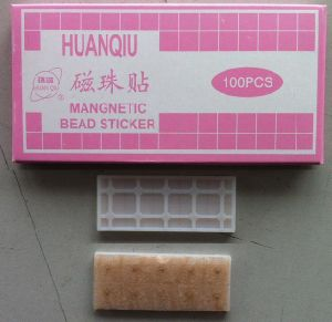 Huanqiu Brand Magnetic Bead Sticker pictures & photos