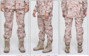 Manufacturer Water Proof Soft Windproof Uniform Military Camouflage Men′s Pants pictures & photos