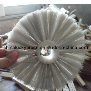 Plastic Woodworking Machinery Polishing Brush (YY-025) pictures & photos