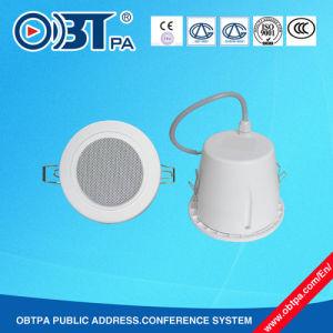 Factory Price Waterproof Ceiling Loudspeaker, 3W High Quality Ceilong Speaker for Marine