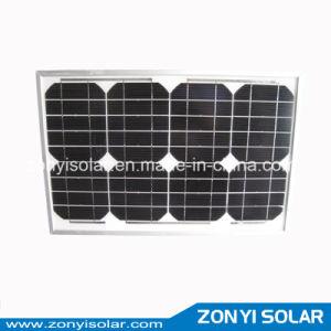 15W-20W Monocrystalline Solar Panel pictures & photos
