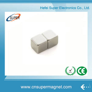 (F4*4*4) Motor Neodymium Strong Block Magnet pictures & photos