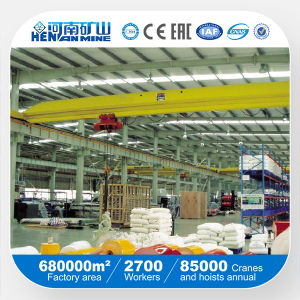 2 Ton Top Running Monorail Overhead Crane pictures & photos
