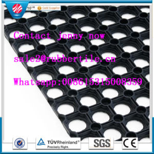 Rubber Flooring, Rubber Stable Mat, Anti Slip Rubber Mat Drainage Rubber Mat pictures & photos