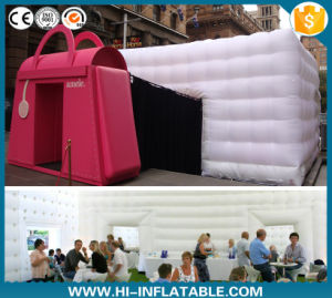 Attractive Giant Inflatable Dome Cube Air Tent Inflatable Igloo Tent Inflatable Giant Exhibition Dome Tent