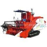 Farm Machinery Rice/Wheat Combine Harvester Machine (4LZ-3.0)