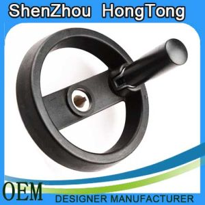 PA Handwheel with Folding Handle pictures & photos