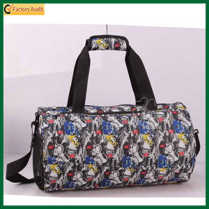 Fashion Duffel Tote Beach Round Hand Bag (TP-TLB069) pictures & photos