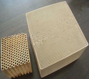 Honeycomb Ceramic Heater Ceramic Honeycomb for Rto pictures & photos