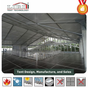 A Shape Two Floors Marquee Tents for Hot Sale pictures & photos