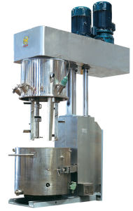 Epoxy Sealant Vacuum Power Mixer pictures & photos
